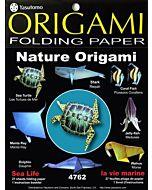 Sea Life Origami Kit