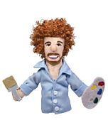 Bob Ross Magnetic Puppet