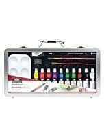 Royal & Langnickel Clearview Art Tin - Watercolors