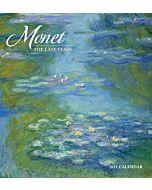 2021 Artist Wall Calendar - Monet: Late Years
