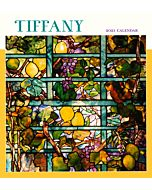 2021 Artist Wall Calendar - Tiffany