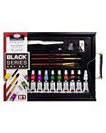 Royal & Langnickel Black Series Watercolor Case