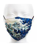 Art Mask Hokusai Wave