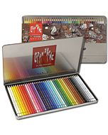Caran d'Ache Pablo Pencil Set - 40 Pencils