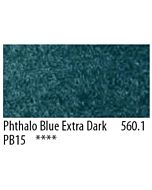PanPastel Soft Pastels - Phthalo Blue Extra Dark