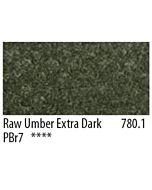 PanPastel Soft Pastels - Raw Umber Extra Dark