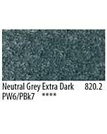 PanPastel Soft Pastels - Neutral Gray Extra Dark #820.2