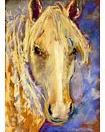 DEMO - Painting Pet Portraits From Photo Using Oils/Water Mixable Oils - 7-15-21 - Online Workshop With Michelle Montes