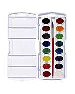 Prang Ovl-16 Watercolor Set