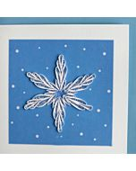 Quilling Card - Snowflake