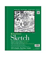 Strathmore 400 Series Recycled Sketch Pad 14x17