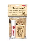 Masters Artist Mini Survival Kit - Clean Up Kit