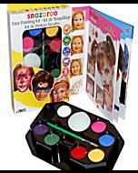 Snazaroo Unisex Face Painting Kit