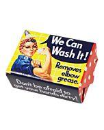 Rosie the Riveter Soap