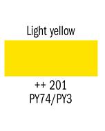 Royal Talen's Gouache 20ml - #201 - Light Yellow