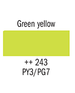 Royal Talen's Gouache 20ml - #243 - Green Yellow