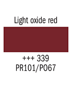 Royal Talen's Gouache 20ml - #339 - Light Oxide Red