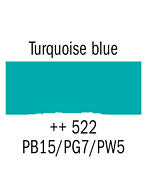 Royal Talen's Gouache 20ml - #522 - Turquoise Blue