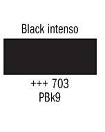 Royal Talen's Gouache 20ml - #703 - Black Intense