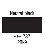 Royal Talen's Gouache 20ml - #737 - Neutral Black