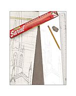 "Saral Transfer Paper 12-Pack 18 x 24"" Sheets - Sally's Graphite"