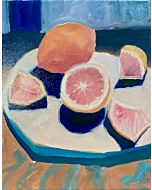 DEMO - Painting Still Life from the Studio Using Oils/watermixable Oils - Online With Michelle Montes 7/8/21