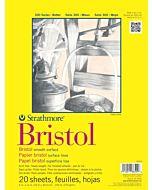 Strathmore 300 Series Bristol Smooth 14x17