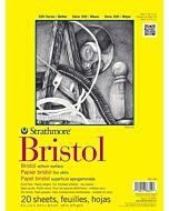 Strathmore 300 Series Bristol Vellum 19x24