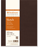 Strathmore 400 Series Spiral Bound Sketch Journal - 5.5x8