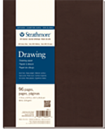 Strathmore 400 Series Soft Bound Cream - 7.75x9.75