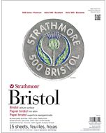 Strathmore 500 Series Bristol - 3ply - Vellum Surface - 23x29 Sheet