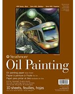 Strathmore 400 Series Oil Painting Pad - 9x12