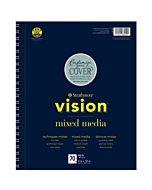 Strathmore Vision Mix Media Pad 9x12