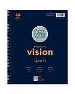Strathmore Vision Sketch Pad 9x12