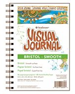 Strathmore Bristol (Smooth) Visual Journal - 9x12""
