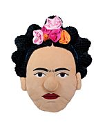 Frida Kahlo Stuffed Portrait