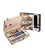 Van Gogh Oil Basic Wood Box