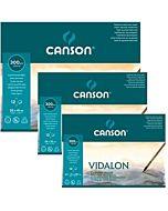Canson Vidalon Vellum 50 Sheet Pad 14x17