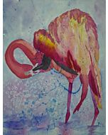 DEMO - Watercolor/Gouache & Thier Mediums - Online Class With Michelle Montes - 6-3-21