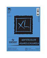 "Canson XL Watercolor Pad (30 sheets) 18x24"""