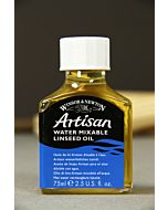 Artisan Water-Mixable Oil Color Linseed Oil 75ml Bottle