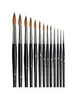 Winsor & Newton Series 7 Watercolor Brush Kolinsky Size - 7