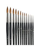 Winsor & Newton Series 7 Watercolor Brush Kolinsky Size - 4