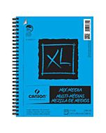 Canson XL Mix-Media Pad (60 Sheets) 9x12""